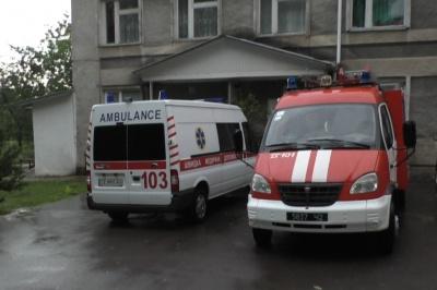 Через негоду в Чернівцях без світла залишилася реанімація дитячої лікарні