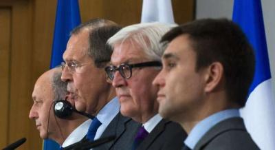 """ЗМІ: Росія зірвала зустріч """"норманської четвірки"""""""