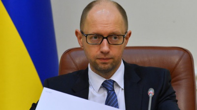 Яценюк ініціював службову перевірку керівництва МОЗ