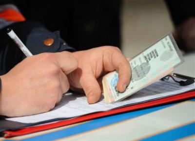 Конституційний суд: ДАІшники не мають права стягувати штрафи на місці