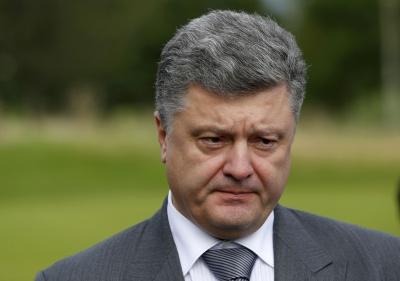 Порошенко: Воєнний стан в Україні буде запроваджено якщо агресор перейде лінію зіткнення на Донбасі