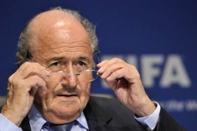 Президент ФІФА вважає, що корупційний скандал пов'язаний з Росією та Катаром