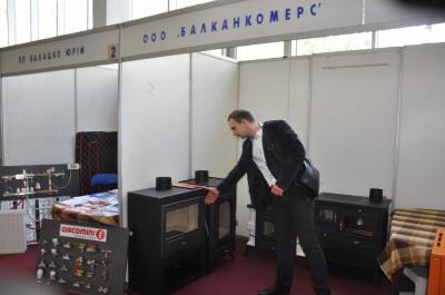 На виставці з енергозбереження у Чернівцях радять, як ефективно економити (ФОТО)