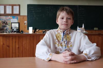 Буковинський школяр майструє унікальні велосипеди з підручних матеріалів