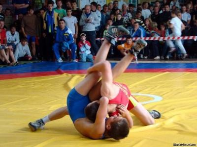 Буковинський борець визнаний кращим на всеукраїнському турнірі