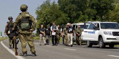 ОБСЄ знову фіксує порушення мінських угод з боку бойовиків