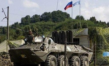 Біля Херсонщини виявлено позицію російських військ із важкою технікою