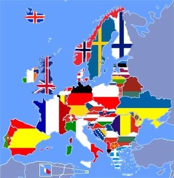 Рейтинг найдорожчих та найдешевших країн Європи