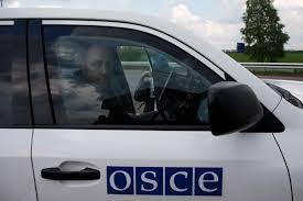 Місія ОБСЄ поскаржилася, що патрулі часто потрапляють під обстріл бойовиків