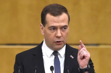 Російський прем'єр назвав ціну на газ для України