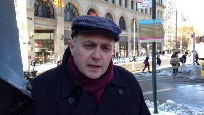 Василь Махно завітає до Чернівців із Нью-Йорка презентувати свою збірку