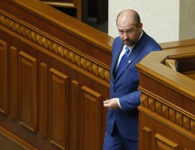 Нардепи зняли недоторканість з Сергія Мельничука