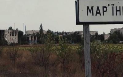 Бірюков розповів про втрати під Мар'їнкою