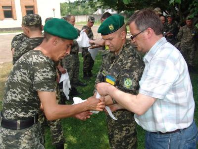 Викладачі і студенти БДМУ навчали надавати першу допомогу