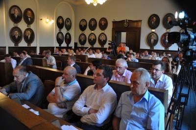 Депутати Чернівецької міськради виділили на свій фонд 9 мільйонів гривень