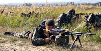 Військовозобов'язаних буковинців викличуть на збори на полігон