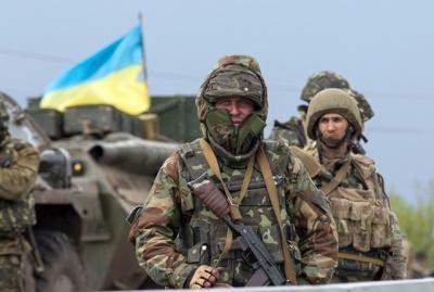 Бойовики б'ють з забороненої зброї, найскладніша ситуація - на Донецькому напрямку - штаб