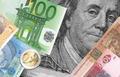Перед вихідними здорожчали долар і євро – курси валют Нацбанку