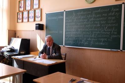 Випускники складають ЗНО з німецької мови
