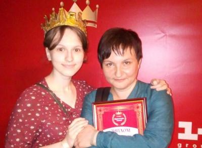 """Колишня журналістка """"МБ"""" знову отримала нагороду в літературному конкурсі """"Коронація слова"""""""