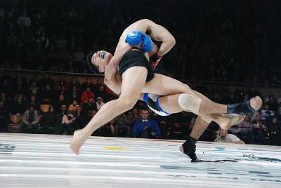 Чернівецький вільний боєць переміг на всеукраїнському турнірі