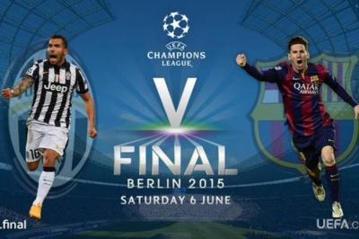 Сьогодні - фінал Ліги чемпіонів