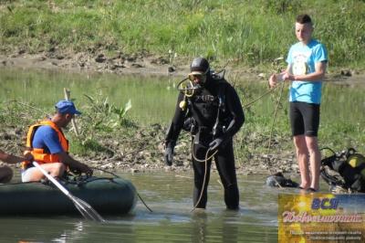 У Пруті на Буковині шукають тіло рибалки