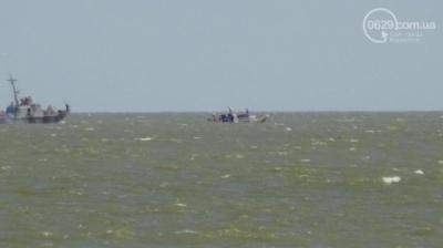 У Маріуполі підірвався прикордонний катер берегової охорони