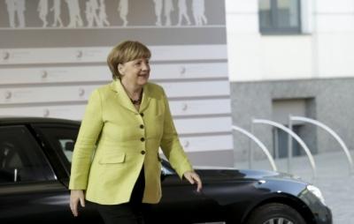 В Instagram Меркель видалятимуть коментарі написані кирилицею