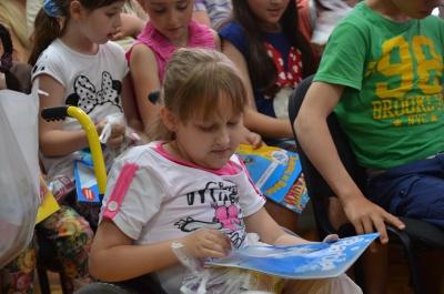 На Буковині відбулась акція до Дня захисту дітей