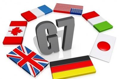 Країни G7 готові посилити санкції проти Росії