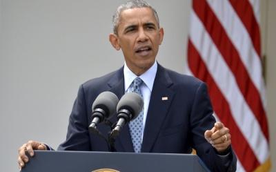 Обама: Санкції зберігаються. Росія вже втратила понад 150 мільярдів доларів