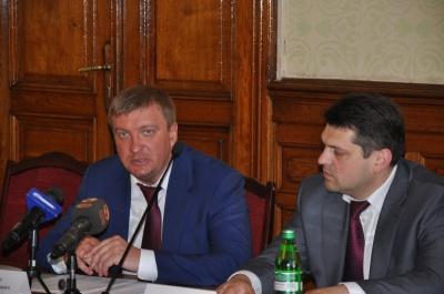 Міністр юстиції Петренко у Чернівцях розповів про децентралізацію в його відомстві
