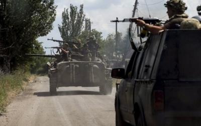 В Донецкой области на мини взорвалось авто ВСУ. Семеро бойцов погибли