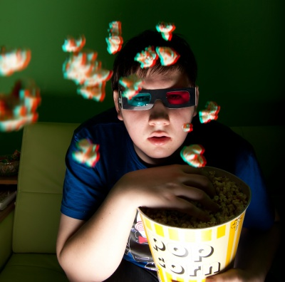 3-D небезпечне для зору