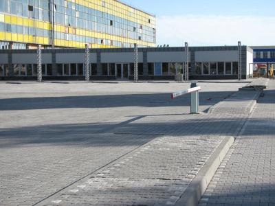 Автовокзал на Гравітоні в Чернівцях відкриють наприкінці червня (ФОТО)