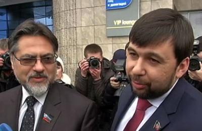 Сепаратисти заявили, що згодні на особливий статус Донбасу у складі України