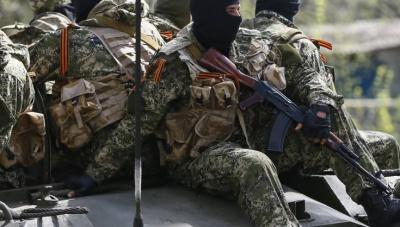 Генштаб: Під Мар'їнкою загинуло 156 бойовиків