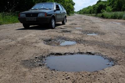 Ремонт дороги на Заставну призупинили через проблеми із фінансуванням (ФОТО)