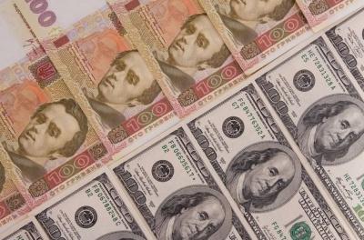 Мінекономрозвитку прогнозує до 2019 року зростання курсу долара до 27,58 гривні