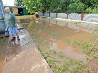 Через зливу на Буковині підтопило 30 будинків