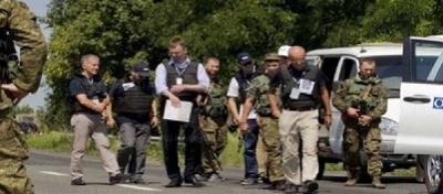 """ОБСЄ: На блокпостах """"ДНР"""" перебувають озброєні діти"""
