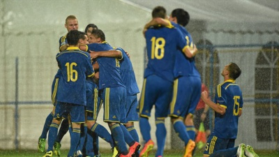 Юніорська збірна України з футболу отримала суперників на чемпіонаті Європи