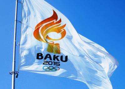 У Чернівцях підняли прапор Європейських ігор у Баку