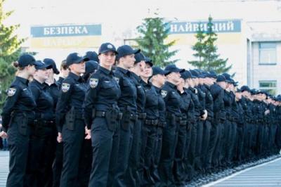 У Києві представили нову патрульну службу (ФОТО, ВІДЕО)