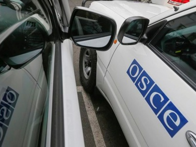 ОБСЄ зафіксувала у бойовиків відсутність частини важкого озброєння на спецмайданчиках
