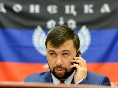 Пушилін заявив, що Донбас перебуває на межі великої війни