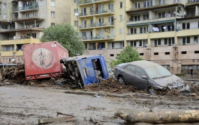У Тбілісі кількість загиблих від повені збільшилася до 12 осіб