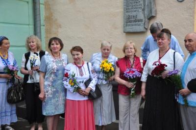 В річницю народження Івана Миколайчука Буковину відвідали відомі друзі актора (ФОТО)