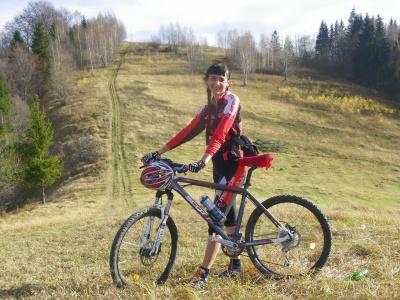 Велосипед – найкращий антидепресант